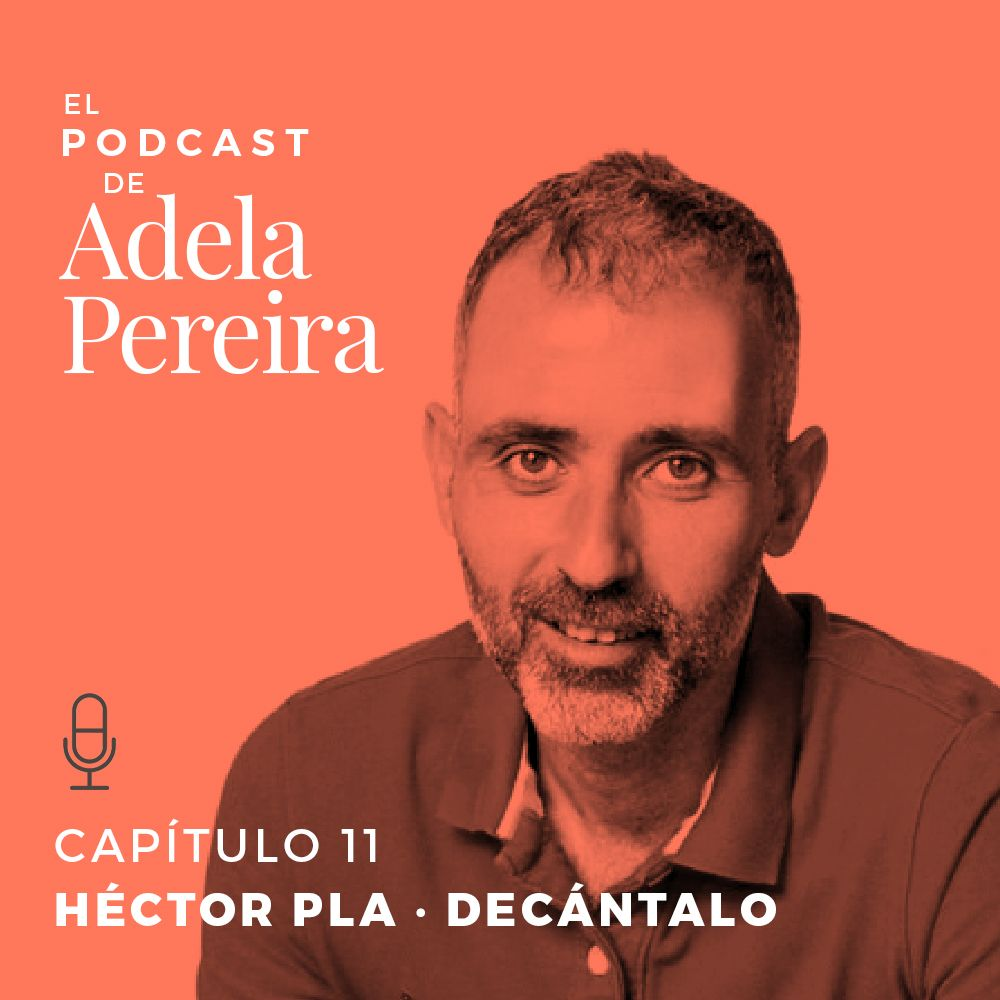 El podcast para Profesionales del vino y bodegas. Episodio 11 · Héctor Pla de Decántalo